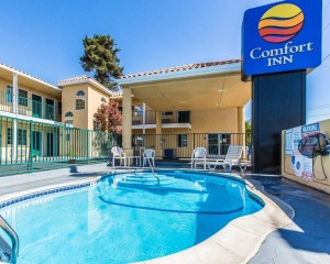 Comfort Inn Santa Cruz - Relax In Our Pool