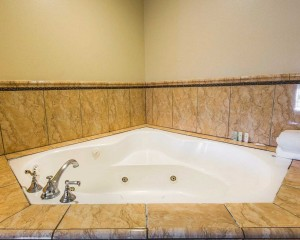 Comfort Inn Santa Cruz - Relax In our In Room Hot Tub