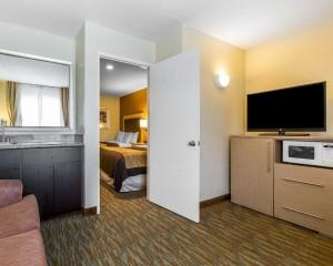 Comfort Inn Santa Cruz - Guest Suite